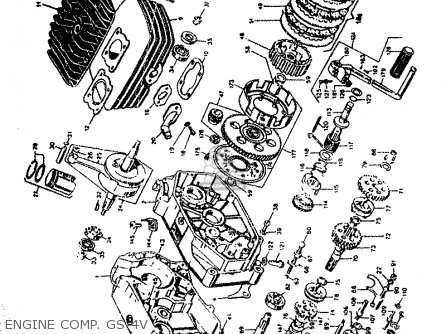 Suzuki Engine Schematics