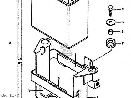 Suzuki Dr600su 1985 F Germany E22 Parts List Partsmanual Partsfiche