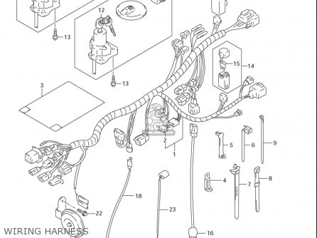 Suzuki Dr650 Carburetor Diagram