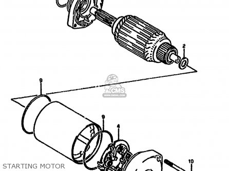 65 Mustang Alternator Wiring Diagram