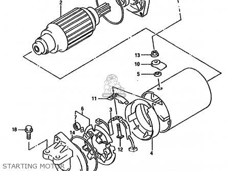 suzuki dr750su 1989  k  germany  e22  parts list