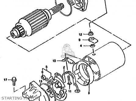 Suzuki Dr800s 1992 N E1 E02 E04 E17 E18 E21 E22 E24 E25 E34 E39