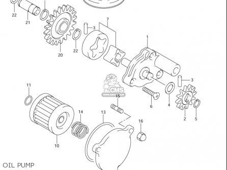 Suzuki Drz400e 2005 2006 K5 K6 Usa E03 Parts Lists And Schematics