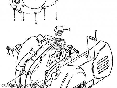 Suzuki Ds80 Carburetor Parts