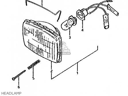 Suzuki D 80 Wiring Diagram