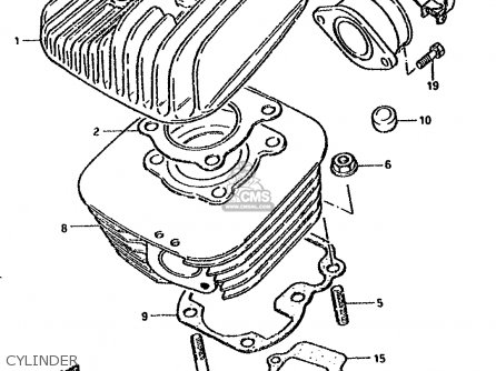 Wiring Diagram For Yamaha Qt50