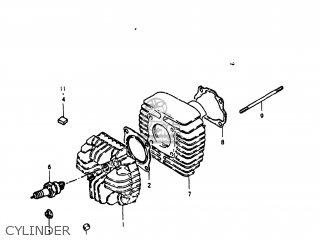 suzuki fa50 1980  t  usa  e03  parts list partsmanual