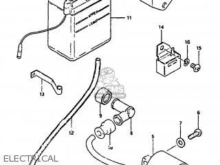 Awe Inspiring Suzuki Fa50 1985 F Usa E03 Parts Lists And Schematics Wiring 101 Capemaxxcnl