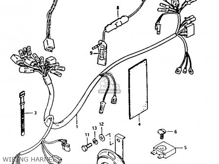 1980 Suzuki Fz50 Wiring Diagram - Wiring Diagrams Entry on