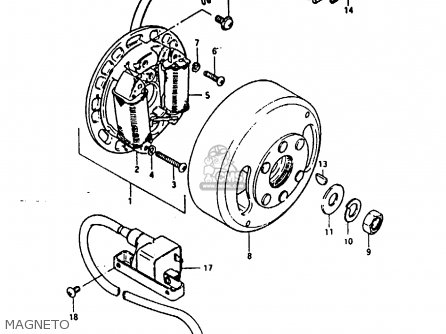 Suzuki Fr 80 Wiring Diagram