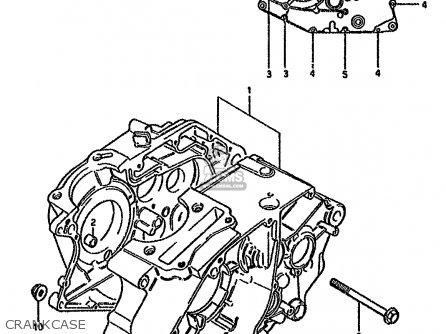suzuki gn125 1992 n parts lists and schematics rh cmsnl com