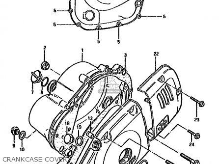 Suzuki Gn125e 1983 D Singapore E30 Parts Lists And Schematics