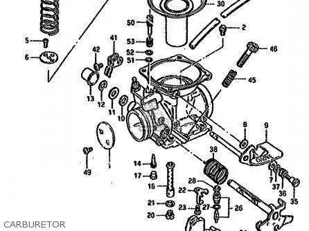 E30 Head Diagram