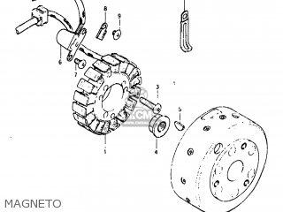 Suzuki Gn 250 Wiring Diagram