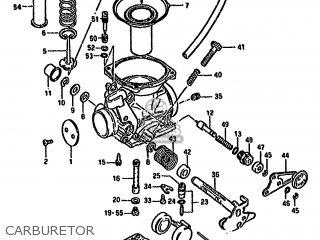 Suzuki Gn250 1985 f parts list partsmanual partsfiche