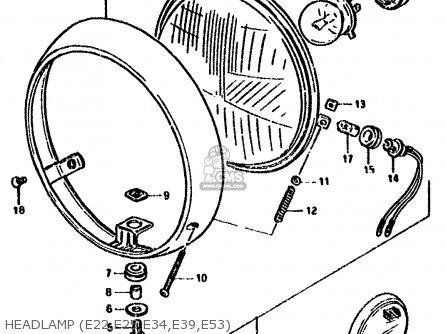 Suzuki Gz250 Carburetor Diagram