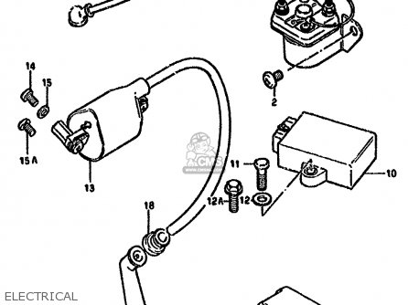 Suzuki Gn E M General E Electrical Mediumsue Fig Bf on Suzuki Gn 250 Wiring Diagram
