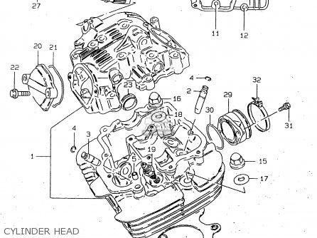 Suzuki GN250E 1998  W  GENERAL  E01  parts lists and