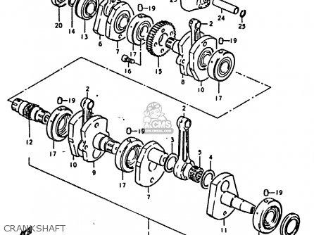 suzuki gs1000 1978  c  general export  e01  parts lists