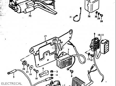 Wiring Diagram For 1976 Corvette