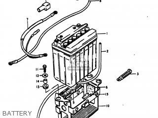 suzuki gs1000s 1980  t  usa  e03  parts list partsmanual