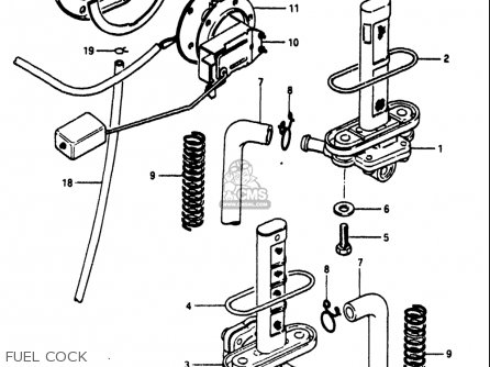 Suzuki Gs E Usa Fuel Cock Mediumsuusa Dd on 1980 Suzuki Gs1100 Wiring Diagram