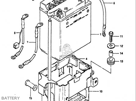 1982 Suzuki Gs1100 Wiring Diagram