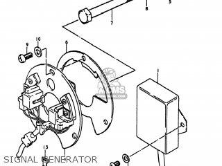 Suzuki Gs1100lt 1980 t Usa e03 Signal Generator