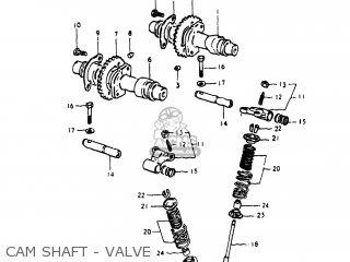 Suzuki Gs250 Wiring Diagram