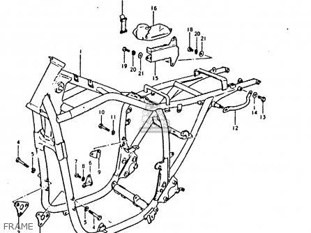 92 Suzuki Gsxr 750 Wiring Diagram