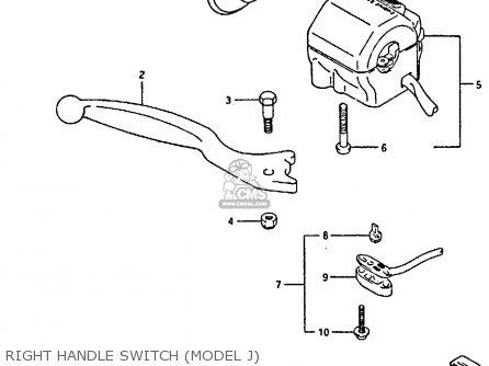 Suzuki Gs450s 1986 G Finland Austria E15 E39 Parts Lists And