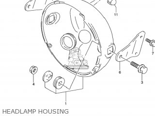 Canister Fuel Filter Housing