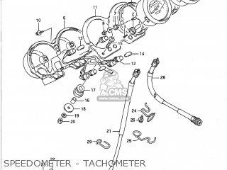 Suzuki GS500E 1992 (N) USA (E03) parts lists and schematics