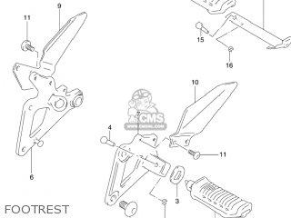 suzuki gs500f 2004  k4  usa  e03  parts list partsmanual