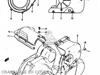 1986 Suzuki Savage Wiring Diagram