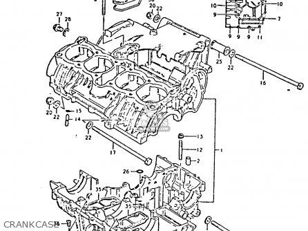Kawasaki Motorcycle Wiring Diagrams 83 550
