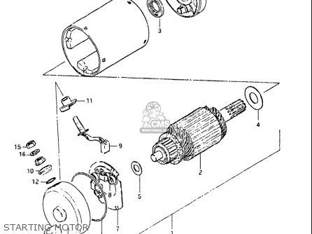 Gs550 Wiring Harness