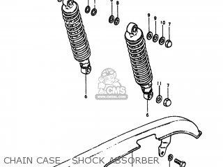 Suzuki Gs L T Usa E Chain Case Shock Absorber Medium Img on 1980 Suzuki Gs550 Battery Cover