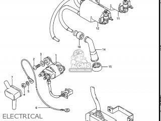Suzuki Gs550l 1985 f Usa e03 Electrical
