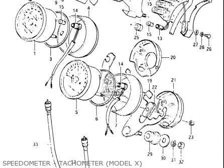 81 Suzuki Gs850 Wiring Diagram