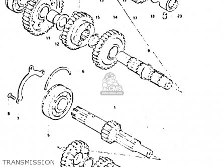 suzuki gs650g 1981  x   e01 e02 e04 e06 e16 e18 e21 e22