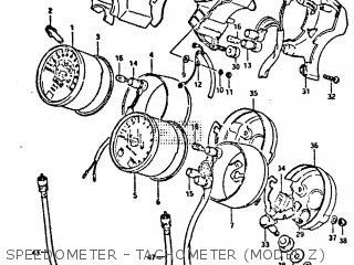 honda tachometer wire diagram