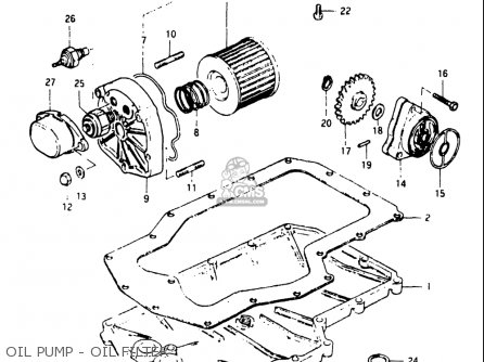 Honda Goldwing 1100 Engine Diagram
