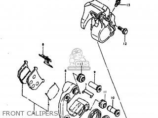 suzuki gs750l 1980  t  usa  e03  parts lists and schematics