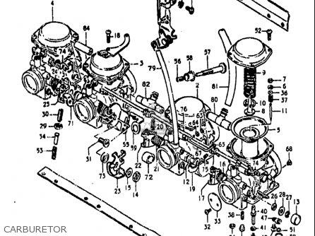 suzuki gs1000g wiring diagram  suzuki  auto wiring diagram