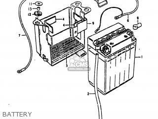 Suzuki Gs 850 G Wiring Diagram