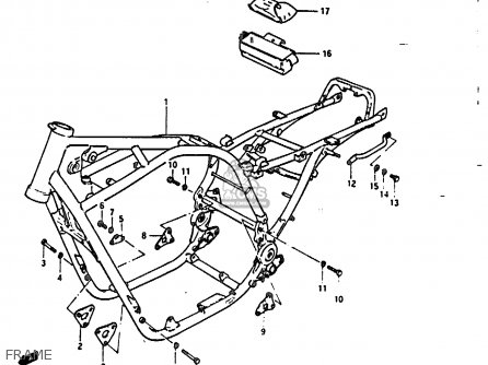 suzuki gs850g 1986 g e01 e02 e04 e06 e22 e24 e25 parts lists and 1986 Nissan Maxima Wiring Diagram frame