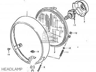 1981 suzuki gs850g wiring diagrams