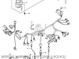 Wiring Diagram For Gsxr 600 besides Suzuki Dr 125 Wiring Diagram also Wiring Diagram For A Yamaha Blaster moreover Verg 08 additionally Gsxr600 Wiring Harness. on suzuki bandit wiring diagram