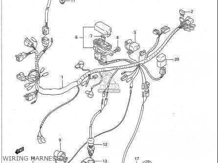 Rmz 250 Wont Start Wiring Diagrams also Honda Xl80s Wiring Diagram besides Kawasaki Dual Sport Motorcycles furthermore Suzuki Boulevard Motorcycles likewise Suzuki Gsf400 Bandit Wiring Diagram. on suzuki rm125 wiring diagram